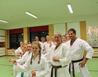 Training im November